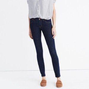 Madewell Quincy Skinny Skinny Denim Jeans E2570